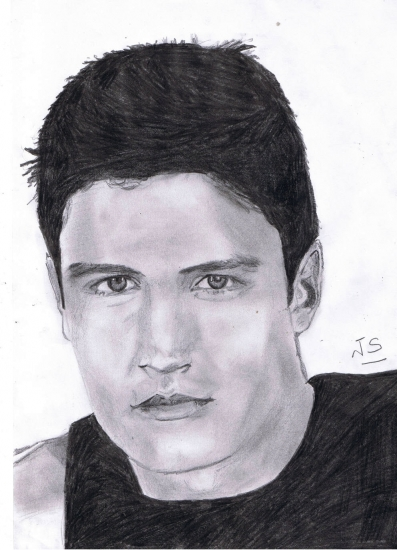 James Lafferty by joss2b